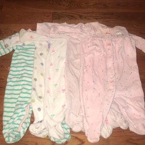 Carters Terrycloth Pajamas